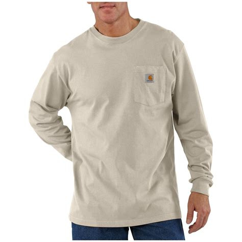 Sleeve Pocketed Shirt carhartt s workwear sleeve pocket t shirt