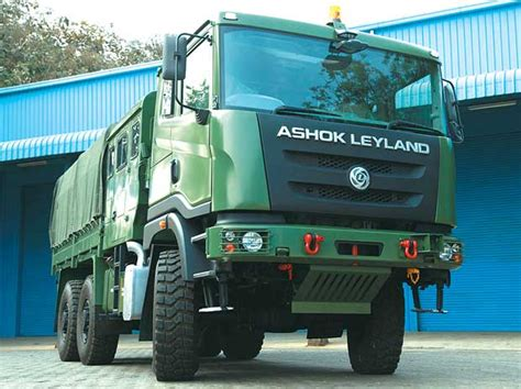 Ashok Leyland sets its sights high in defence   Business