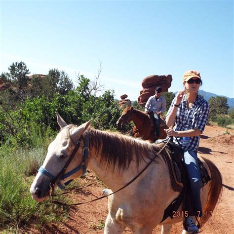 Garden Of The Gods On Horseback 17 Best Images About Summer Road Trip On