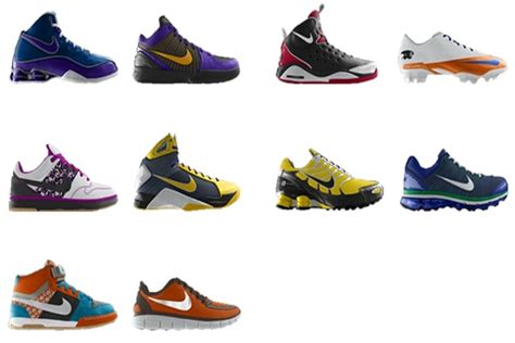 design your own nike shoes nike nikeid design your own shoes for him