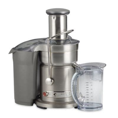 juicer machine bed bath and beyond breville 174 the juice fountain 174 elite www bedbathandbeyond com