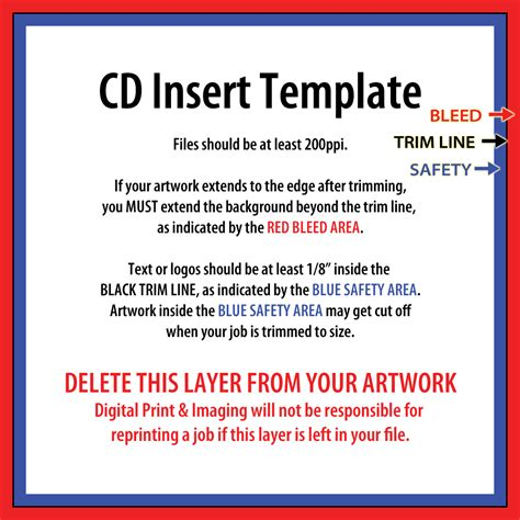 cd jacket template photoshop images