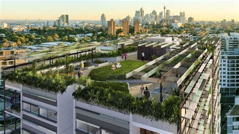 Rooftop Plants sydney s rooftop sky gardens tempt apartment buyers to new