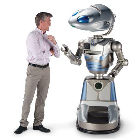 the international research robot hammacher schlemmer the celebrity robotic avatar hammacher schlemmer