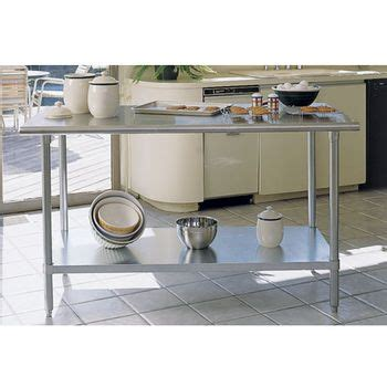 stainless steel chef table chef tables bull nose chef table by advance tabco
