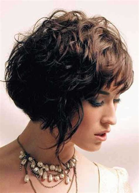 hair cuts for curly hair for mixedme 15 bob haircuts for thick wavy hair bob hairstyles 2017