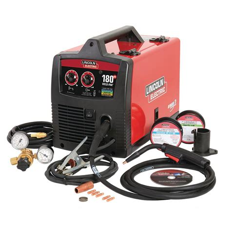 lincoln welder hd lincoln electric 180 weld pak 180 hd mig wire feed