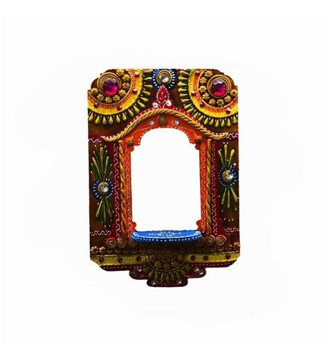 Kitchen Designers Online ecraftindia wall hanging kundan mandir temple by
