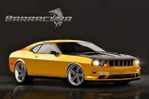 2016 dodge barracuda price engine release date