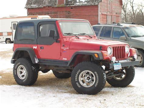 1997 jeep wrangler 1997 jeep wrangler information and photos zombiedrive