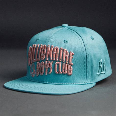 Billionaire Boys Club Fall 17 Bb Astro Splitter Ss Knit billionaire boys club bb arch logo snapback cap blue turquiose