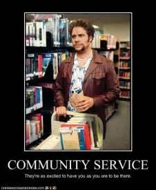 Community Service Community Service Funscrape