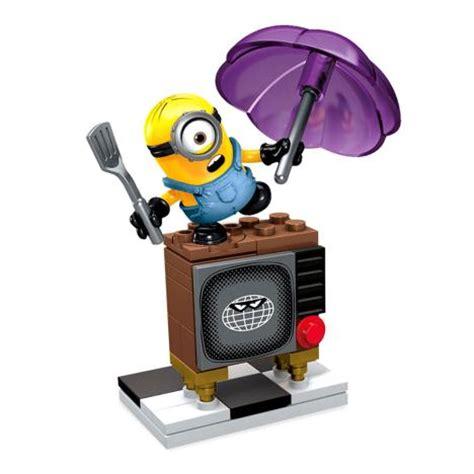 Mega Bloks Minions Silly Tv mega bloks silly tv minions play set minion shop