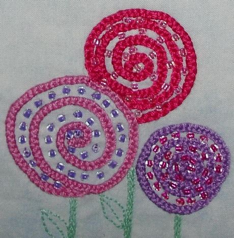 couching embroidery designs free patterns always playing with aurifil thread page 4