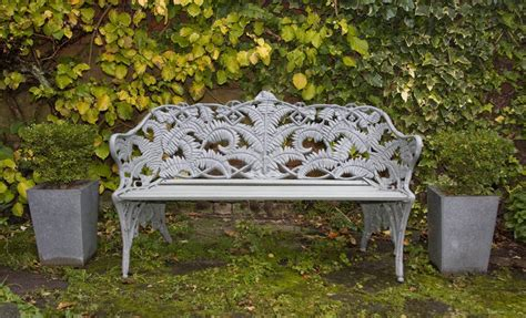 coalbrookdale bench coalbrookdale bench by chairworks notonthehighstreet com