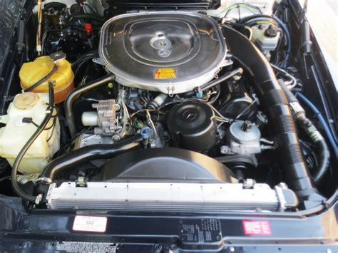 how cars engines work 1986 mercedes benz s class regenerative braking 1986 mercedes benz 560sl convertible 181335