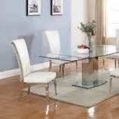 Jooy Living Cabriole Side Table letty 5pc dining set by chintaly w glass top chairs