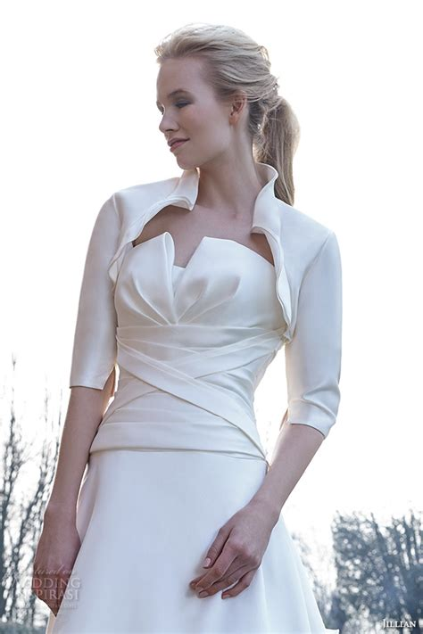 Bolero Chic Simple Ori jillian 2016 wedding dresses bambu bridal collection part 2 wedding inspirasi