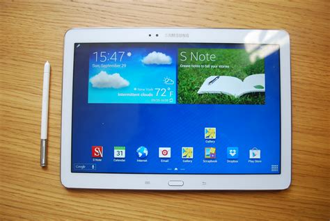samsung galaxy note 10 1 2014 edition review a premium android tablet for a premium price