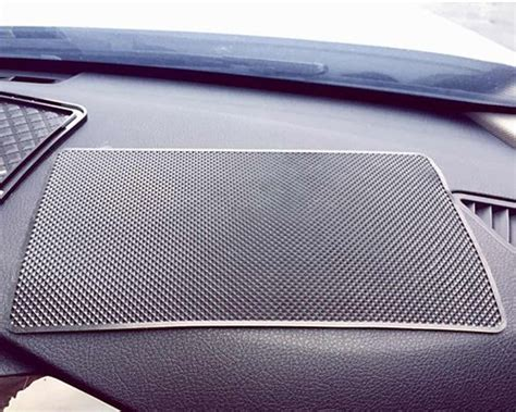 Anti Slip Antislip Non Slip Dash Mat Barokah large 26 x 15cm magic anti slip non slip mat car dashboard sticky pad adhesive mat for