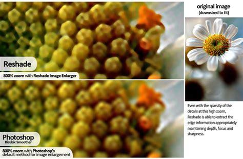 image enlarger reshade image enlarger photo manipulation software for pc