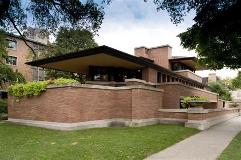 robie house robie house frank lloyd wright pinterest