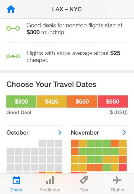 Airfare Calendar Airfare Price Predictions And More With Hopper 2