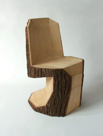 Diy Wood Chair by Diy Panton Wooden Chair Shelterness
