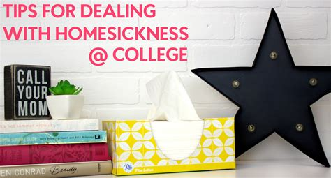7 Tips On Dealing With by Tips For Dealing With Homesickness A Craft In
