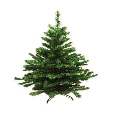Tree Pohon Natal Bunga 1 2 Meter Termurah S Diskon jual pohon natal harga menarik blibli