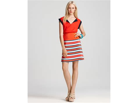 Marc By Marc Lovely Aline by Marc By Marc Jacobson Striped Skirt In Lyst