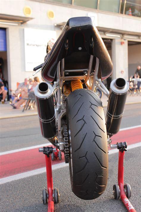 Womit Motorrad Trocknen by Slicks Oder Hypersportreifen Womit Auf Die Rennstrecke