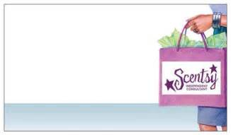 scentsy business card template business card template scentsy