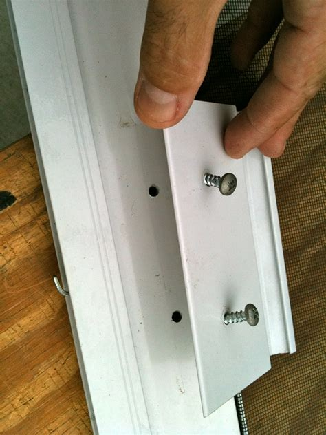 How Do You Fix A Door Knob by Great Lessons You Can Learn From Screen Door Handle Repair