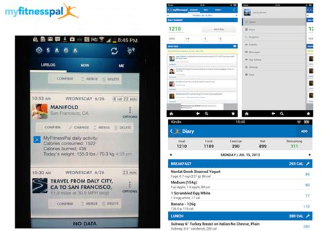 my fitness pal app for android pictures best fitness apps for android and ios myfitnesspal app