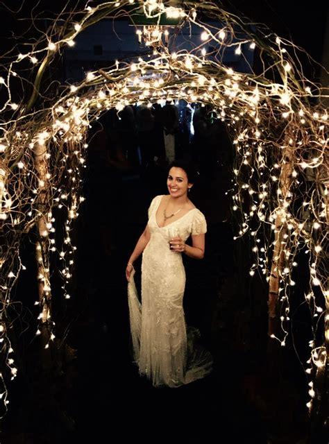 white lights for wedding best 25 lights wedding ideas on