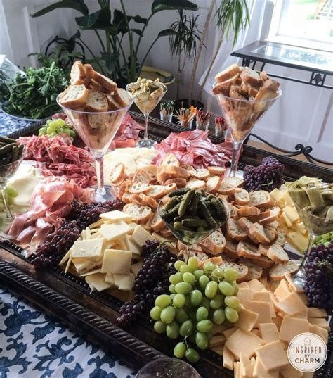 Make A Delicious Cheese Display by Build The Cheese Plate Of Your Dreams By Avoiding These 6