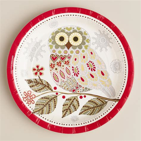 Paper Plate Snowy Owl Craft - cart 0 00 0