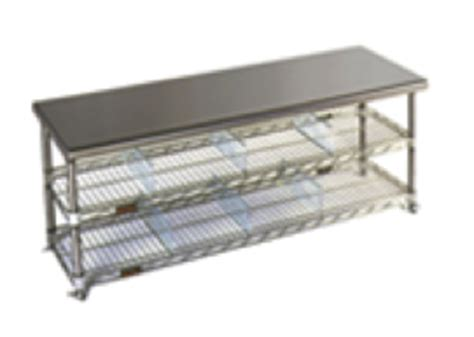 clean room benches stainless steel gowning bench archives clean room world blog