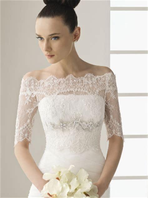 Wedding Jackets by Bridal Jackets Wedding Lace Jacket Shoulder