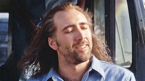 Conair Hair Dryer Nicolas Cage a tribute to nicolas cage s hair in con air joe co uk