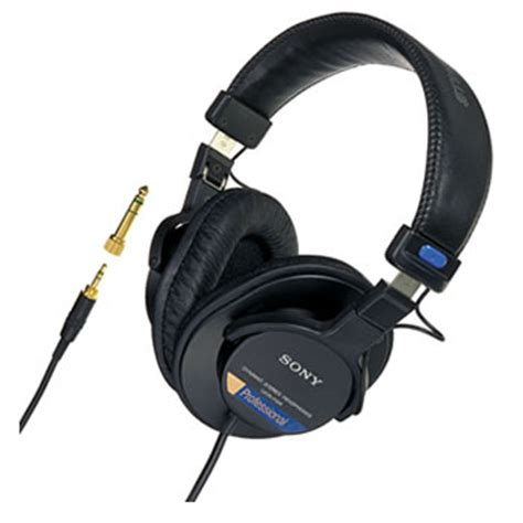 Headphone Sony Mdr 7506 great headphones for editing sony 7506 school
