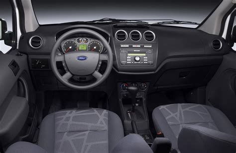 Expedition 6647 Silver Combi Black Leather 2010 ford transit connect image