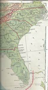 map of southern east coast of us map of southern east coast images
