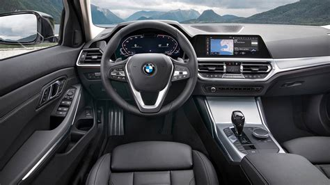 Bmw 3 2019 Inside by All New 2020 Bmw 3 Series Is Bigger But Lighter Familiar