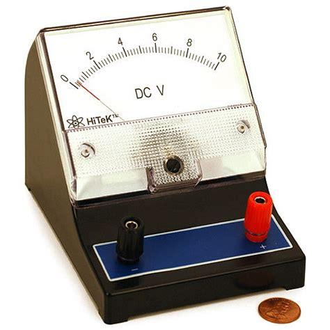 Dc Voltmeter dc voltmeter 0 10v by xump