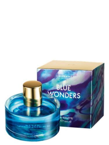 Parfum Blue Sapphire Oriflame blue wonders oriflame perfume a new fragrance for 2016