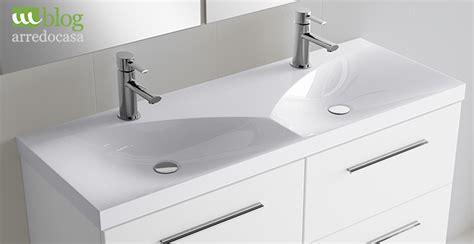 doppio lavandino bagno mobili bagno con doppio lavabo pro e contro m
