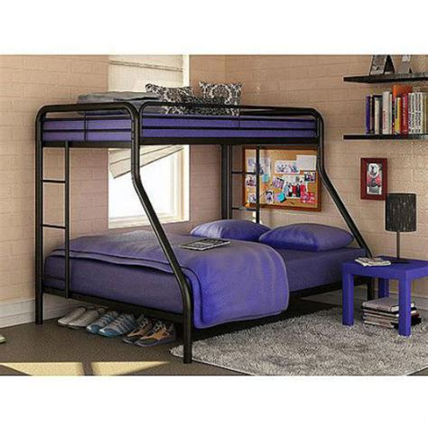 Bedroom Furniture Bunk Beds Bunk Beds Boys Bedroom Furniture Black Metal Bunkbeds Ebay