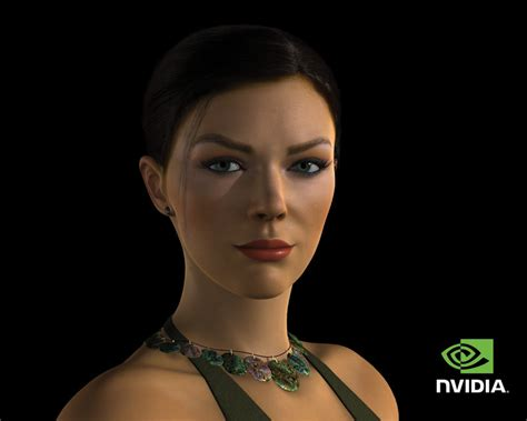 Adrianne Curry Teams Up With Nvidia by Image Gallery Nvidia Adrianne